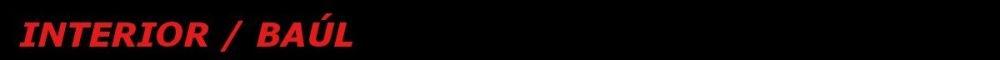 INTERIOR-BAUL